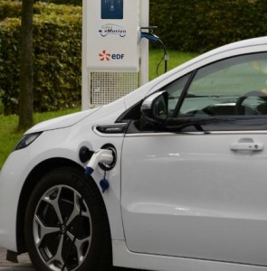 Recharging an electric vehicle